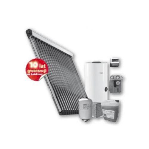 Oferta Immergas IMMERSOLE HEAT PIPE 1 x 30 + 200 - zestaw solarny z kat.: ogrzewanie