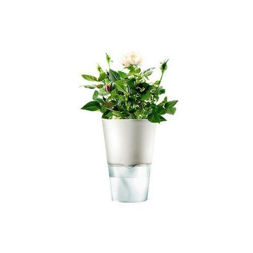 Produkt Doniczka  O 13 cm biała, marki Eva Solo