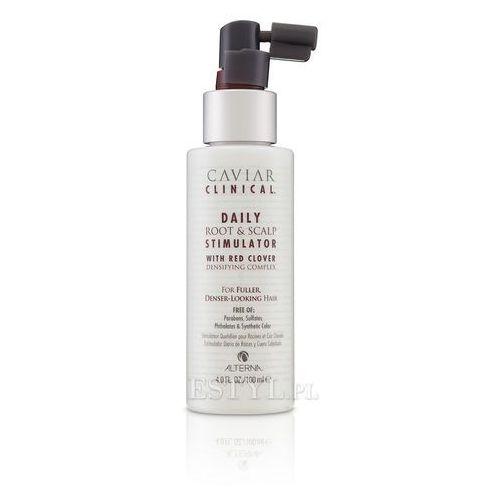 Alterna Caviar Clinical Stimulator Spray wzmacniający i zagęszczający 100 ml - produkt z kategorii- odżywki do włosów
