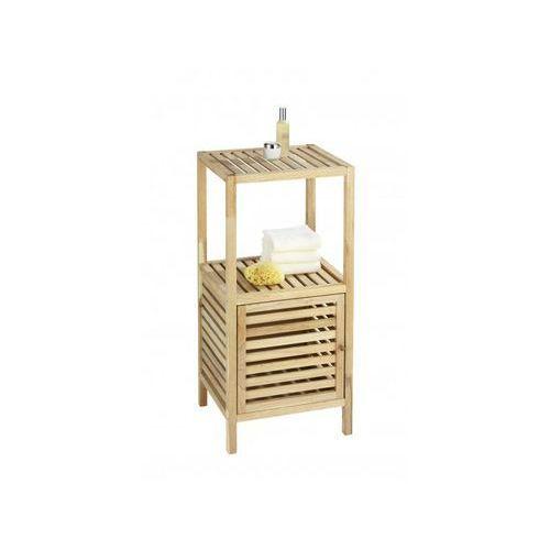 Regał łazienkowy z drzwiczkami Norway - produkt z kategorii- regały łazienkowe