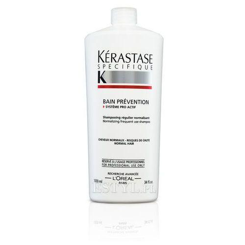 Kerastase Prevention - Kąpiel zagęszczająca do włosów normalnych 1000ml - produkt z kategorii- odżywki do włosów