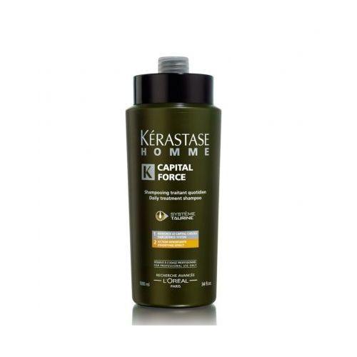 Produkt z kategorii- odżywki do włosów - Kerastase Homme Kąpiel zagęszczająca do włosów cieńkich - 1000 ml