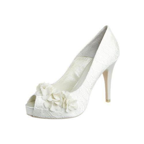 Menbur REA Obuwie ślubne biały (galanteria ślubna)