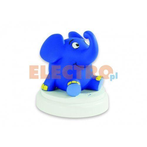 Lampka-maskotka-kołysanka ANSMANN Die Maus Elephant + Odbiór w 650 punktach Stacji z paczką! z kategorii oświetlenie