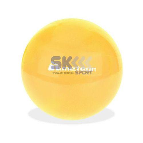 Piłka gumowa  20 - Żółty, produkt marki Meteor
