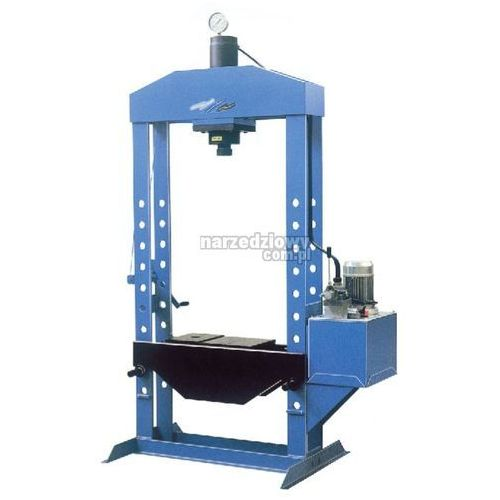 Produkt WERTHER Prasa hydrauliczna o napędzie elektrycznym 50t PRM 50