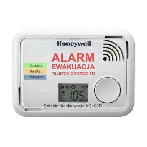 Honeywell XC100D - Detektor tlenku węgla (LCD, 10 LAT) z kategorii Pozostałe ogrzewanie