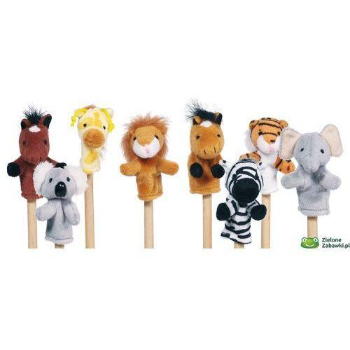 Oferta Pacynki na palec, 8 zwierzątek, goki (pacynka, kukiełka)