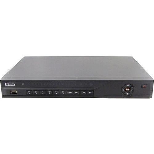 BCS-DVR1602Q Rejestrator cyfrowy 16 x Wideo - 4 x Audio - LAN - VGA - BNC - USB - HDMI - PTZ - RS232 - wejścia/wyjścia alarmowe