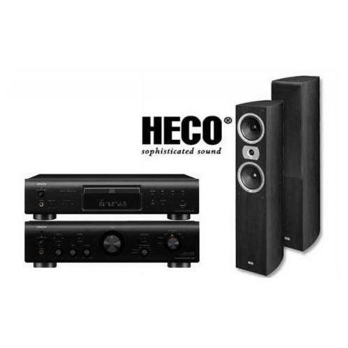Artykuł DENON PMA-710 + DCD-710 + HECO VICTA II 501 z kategorii zestawy hi-fi
