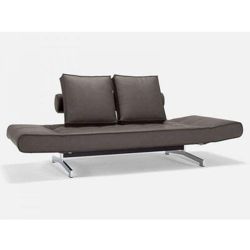 Sofa Ghia brązowa 592  743020592-743020-0-2, INNOVATION iStyle
