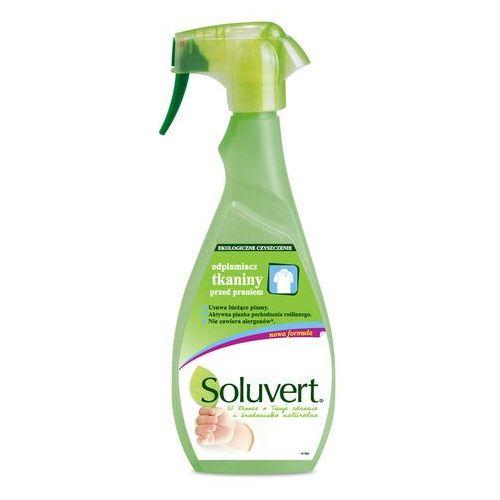 - Ekologiczny odplamiacz - tkanin przed praniem, Soluvert z HOJO.PL Starwax Soluvert Starnet