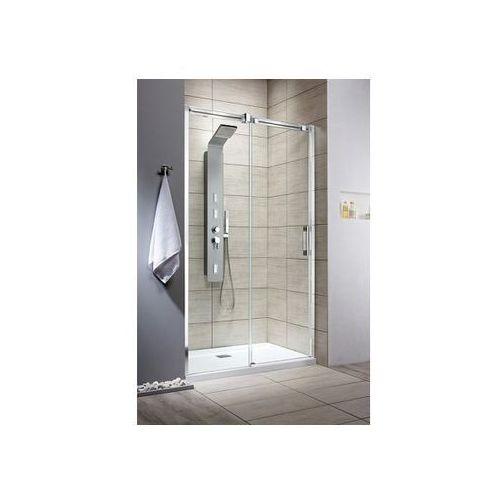 Radaway Espera DWJ Drzwi wnękowe jednoczęściowe - 140/200 cm Wersja prawa - 380114-01R (drzwi prysznicowe)