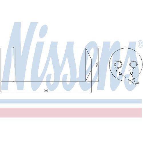 Towar z kategorii: osuszacze powietrza - Osuszacz, klimatyzacja NISSENS 95352