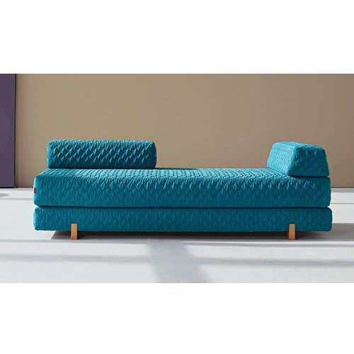 Istyle Idouble COZ Sofa Rozkładana, PETROL COZ tkanina 611, 1x poduszka - 745068002611