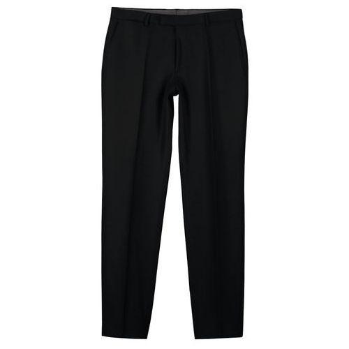 Produkt z kategorii- spodnie męskie - JOOP! FLEUS Spodnie materiałowe czarny