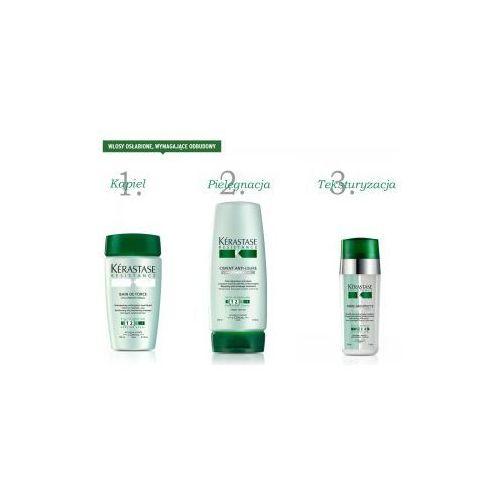 Produkt z kategorii- pozostałe kosmetyki do włosów - Zestaw Kerastase do włosów osłabionych, wymagających odbudowy.