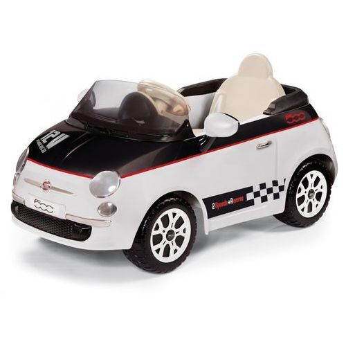 PEG PEREGO Samochód elektryczny Fiat 500 12V ze sklepu Mall.pl