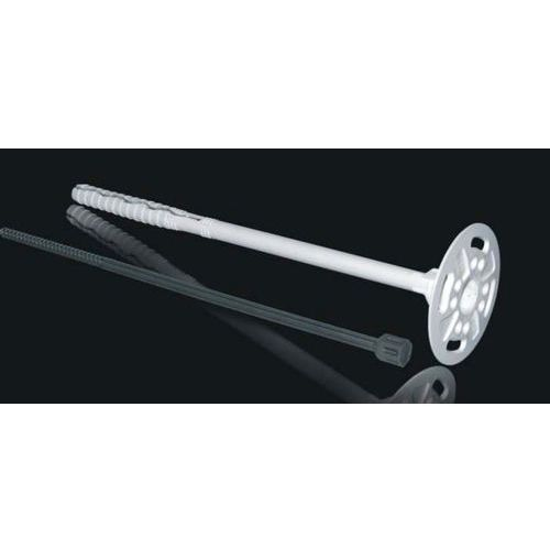 Łącznik izolacji do styropianu Ø10mm L=180mm z trzpieniem poliamidowym 400 sztuk (izolacja i ocieplenie)