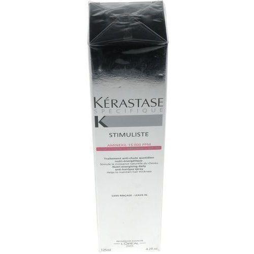 Produkt z kategorii- odżywki do włosów - Kerastase Specifique Stimuliste 125ml W Odżywka do włosów Przeciw wypadaniu włosów + Próbka perfum GRATIS + Wysyłka od 6zł!