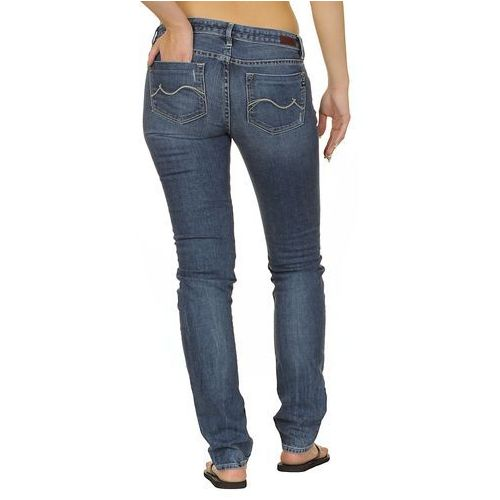 Produkt z kategorii- spodnie męskie - jeansy Roxy Torah - Light Blue
