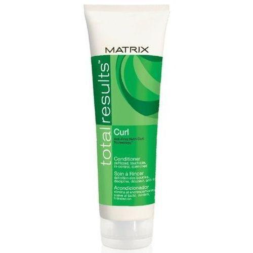 Matrix Total Results Curl Conditioner 250ml W Odżywka do włosów kręconych - produkt z kategorii- odżywki do włosów