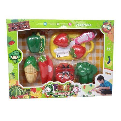 Zabawka SWEDE Owoce I Warzywa Do Krojenia G227 oferta ze sklepu ELECTRO.pl