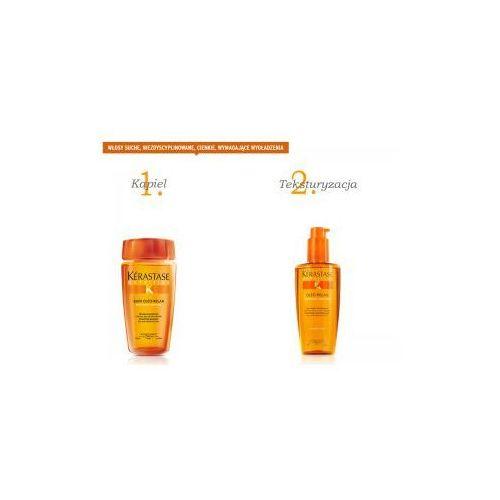 Produkt z kategorii- pozostałe kosmetyki do włosów - Zestaw Kerastase do włosów suchych, niezdyscyplinowanych, cienkich, wymagających wygładzenia.
