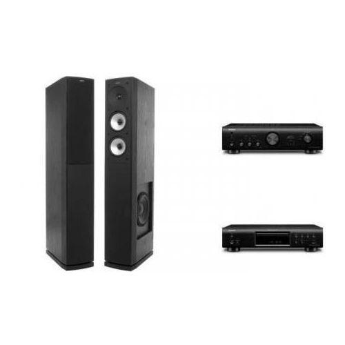 Artykuł DENON PMA-720 + DCD-720 + JAMO S626 z kategorii zestawy hi-fi