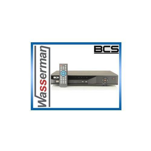 Rejestrator BCS 1601ME 16-kanałowy + Dysk HDD 1,5TB!