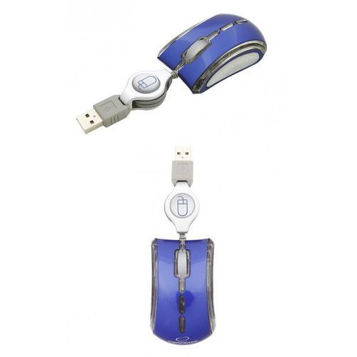 MYSZ ESPERANZA EM109B USB ZWIJANA z kategorii Myszy, trackballe i wskaźniki