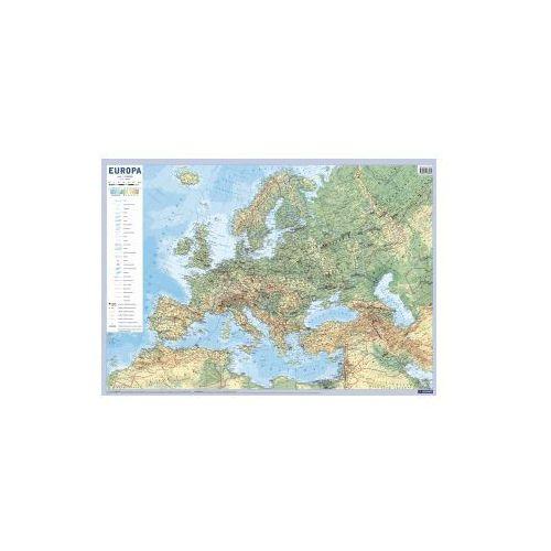 Europa - mapa ścienna - OD WYDAWCY, produkt marki Demart S.A.
