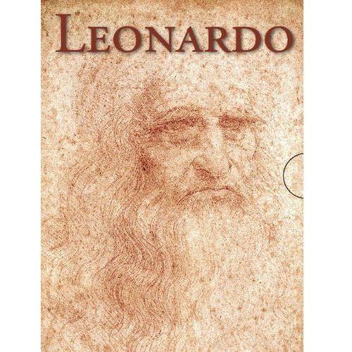 Leonardo - Leonardo da Vinci - zestaw 30 kart pocztowych - oferta [351a427477158503]