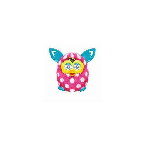 Furby Boom Sunny A4343 A4332 Pink Polka Dots - produkt dostępny w 3kropki.pl