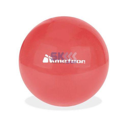 Piłka gumowa  20 - Czerwony, produkt marki Meteor