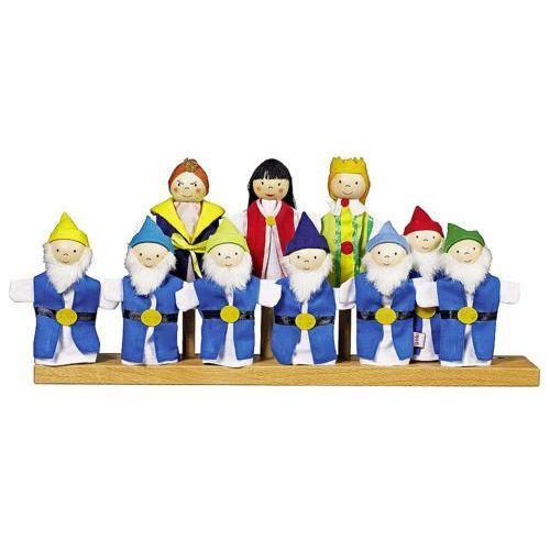 Oferta Pacynki na palec. Królewna śnieżka i 7 krasnoludków, Goki (pacynka, kukiełka)