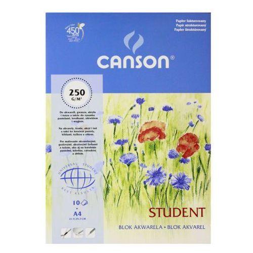 Oferta Szkicownik Canson Student A4/10k. 6666313 [0565d2a6df03e2d9]
