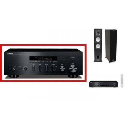 Artykuł YAMAHA R-S500 + CD-N301 + KLIPSCH KF26 z kategorii zestawy hi-fi