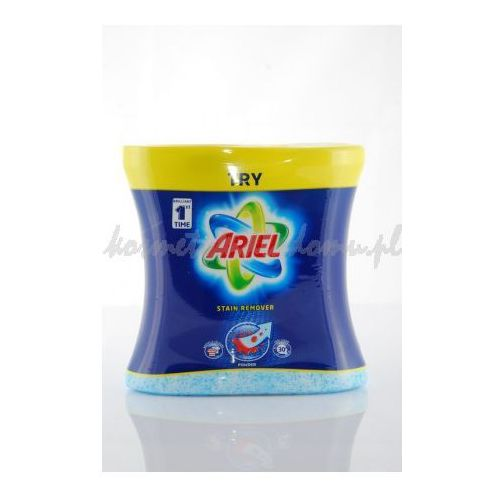 ARIEL STAIN REMOVER POWDER 500G - ODPLAMIACZ UNIWERSALNY ARIEL (wybielacz i odplamiacz do ubrań) od kosmetyki