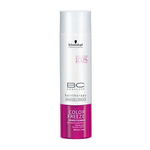 Produkt z kategorii- odżywki do włosów - Schwarzkopf BC Bonacure Color Freeze Conditioner 200ml W Odżywka do włosów + Próbka perfum GRATIS + Wysyłka od 6zł!
