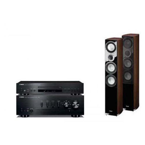Artykuł YAMAHA A-S300 + CD-S300 + MAGNAT QUANTUM 677 z kategorii zestawy hi-fi