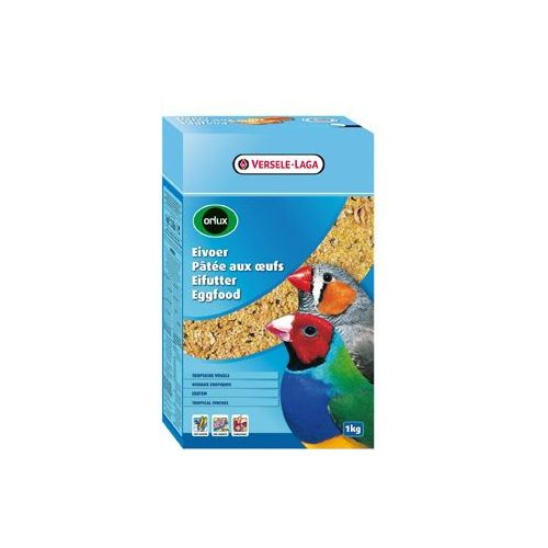 VERSELE LAGA - ORLUX - EGGFOOD TROPICAL FINCHES 1 kg