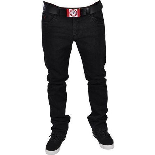 spodnie INDEPENDENT - LABOUR BLACK RINSE (BLACK RINSE) - produkt z kategorii- spodnie męskie