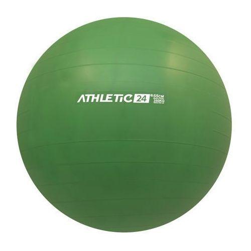 Produkt  Classic 55 zielona - PIłka fitness, marki ATHLETIC24