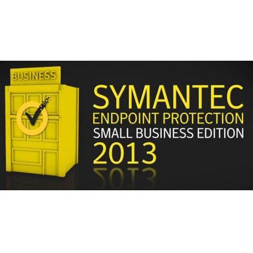 Produkt z kategorii- pozostałe oprogramowanie - Symc Endpoint Protection Sbe 2013 Per User Hosted & Onpremise Sub