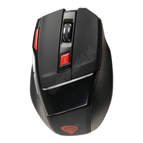Natec Genesis Mysz  V55 Bezprzewodowa Dla Graczy 2000dpi z kat. myszy, trackballe i wskaźniki