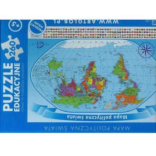 Mapa polityczna świata od SELKAR