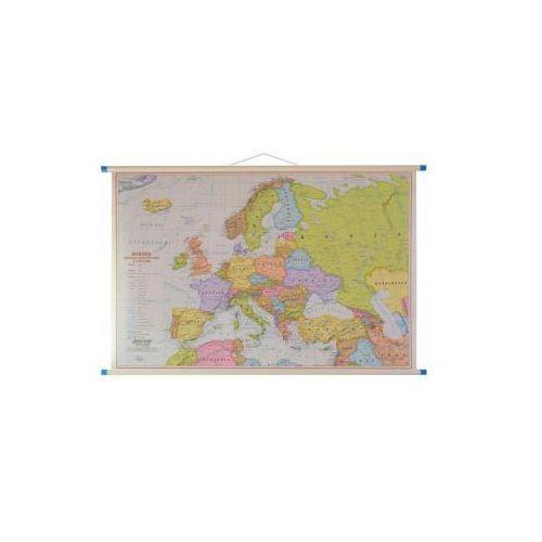 Europa mapa ścienna polityczna 1: 7 000 000 EkoGraf, produkt marki Eko-Graf