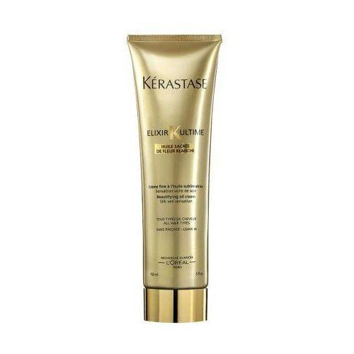 Produkt z kategorii- pozostałe kosmetyki do włosów - Kerastase - Eliksir ultime - Eliksir Ultime BB Cream - Upiększający krem do każdego rodzaju włosów - 150 ml