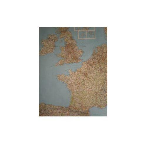 Europa Zachodnia mapa ścienna 1:2 000 000  & Berndt, produkt marki Freytag